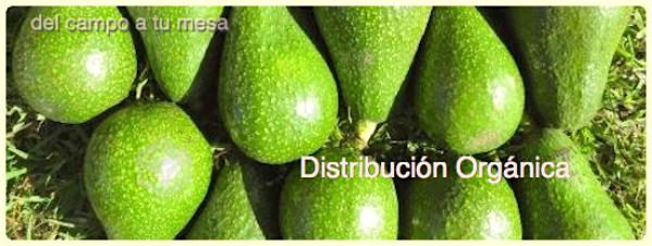 Distribución Orgánica